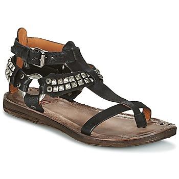kengät Naiset Sandaalit ja avokkaat Airstep / A.S.98 RAME Musta