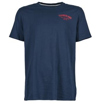vaatteet Miehet Lyhythihainen t-paita Timberland SS KENNEBEC RIVER Laivastonsininen