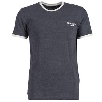 vaatteet Miehet Lyhythihainen t-paita Teddy Smith THE-TEE Anthracite