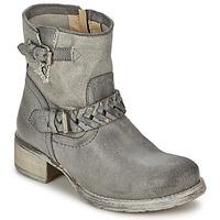 kengät Naiset Bootsit Café Noir Boogry Grey