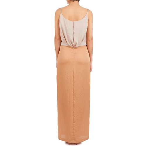 Lola Raph Pink / Lohi - Ilmainen Toimitus- Vaatteet Pitkä Mekko Naiset 121