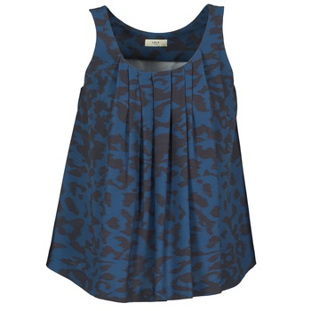vaatteet Naiset Topit / Puserot Lola CUBA Blue / Black