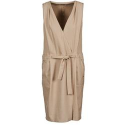 vaatteet Naiset Lyhyt mekko Lola ROOT Beige