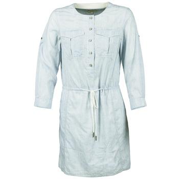 vaatteet Naiset Lyhyt mekko Aigle MILITANY Blue