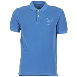 vaatteet Miehet Lyhythihainen poolopaita Aigle BELAQUA Blue