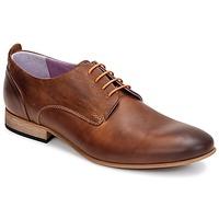 kengät Miehet Derby-kengät BKR OLIVER Brown