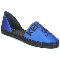 kengät Naiset Espadrillot Kenzo D'ORSAY Blue