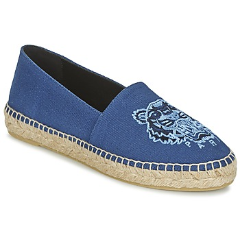 kengät Naiset Espadrillot Kenzo TIGER HEAD Blue