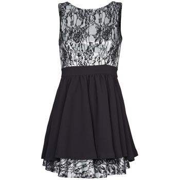 vaatteet Naiset Lyhyt mekko Manoukian 612539 Black