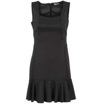 vaatteet Naiset Lyhyt mekko Manoukian 612936 Black