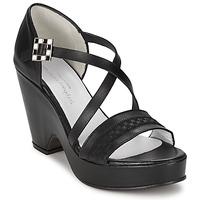 kengät Naiset Sandaalit ja avokkaat Stephane Gontard FOLIES Black