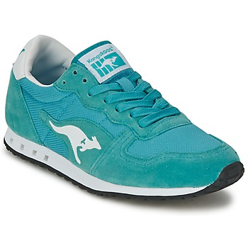 kengät Naiset Matalavartiset tennarit Kangaroos BLAZE III Blue