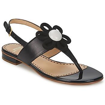 kengät Naiset Sandaalit ja avokkaat Moschino Cheap & CHIC CA16112C1ZCB Black