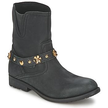 kengät Naiset Bootsit Moschino Cheap & CHIC CA21013G1ZCE Black