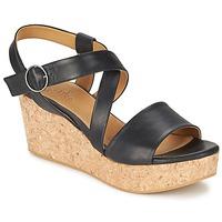 kengät Naiset Sandaalit ja avokkaat Coclico MEL Black