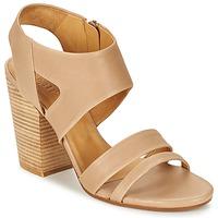 kengät Naiset Sandaalit ja avokkaat Coclico CERSEI Taupe