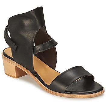 kengät Naiset Sandaalit ja avokkaat Coclico TYRION Black