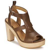 kengät Naiset Sandaalit ja avokkaat Coclico SHAE Brown