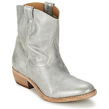kengät Naiset Bootsit Catarina Martins LIBERO Argenté