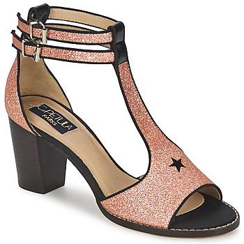 kengät Naiset Sandaalit ja avokkaat C.Petula JAIMIE Dore / Pink