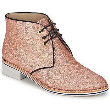 kengät Naiset Bootsit C.Petula STELLA Pink