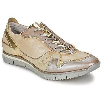 kengät Naiset Matalavartiset tennarit Manas  Gold