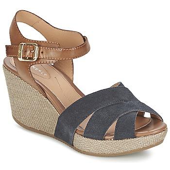kengät Naiset Sandaalit ja avokkaat Stonefly MARLENE Laivastonsininen / Brown