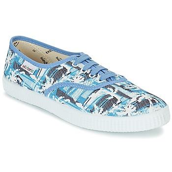 kengät Matalavartiset tennarit Victoria INGLES PALMERAS Blue