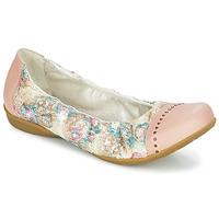 kengät Naiset Balleriinat Dkode FARIS Pink