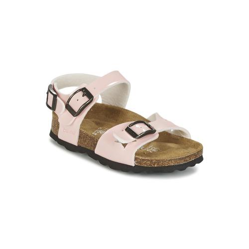 kengät Tytöt Sandaalit ja avokkaat Betula Original Betula Fussbett JEAN Pink