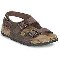 kengät Lapset Sandaalit ja avokkaat Betula Original Betula Fussbett FUNK Brown