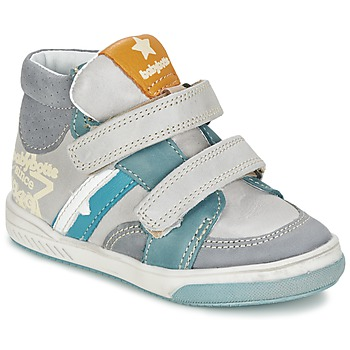kengät Pojat Korkeavartiset tennarit Babybotte APPOLON Grey