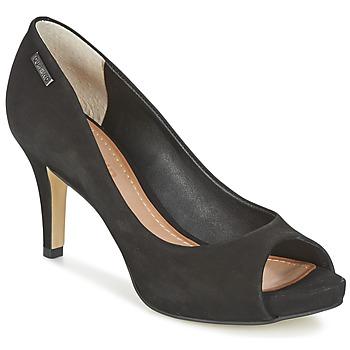 kengät Naiset Korkokengät Dumond GUELVUNE Black