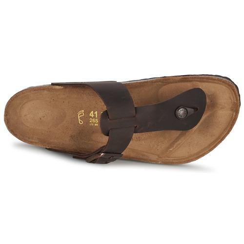 Birkenstock Medina Premium Brown - Ilmainen Toimitus- Kengät Varvassandaalit Miehet 103