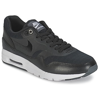 kengät Naiset Matalavartiset tennarit Nike AIR MAX 1 ULTRA ESSENTIAL W Black