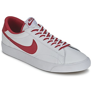 kengät Miehet Matalavartiset tennarit Nike TENNIS CLASSIC AC ND White / Red