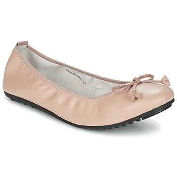 kengät Naiset Balleriinat Mac Douglas ELIANE Pink