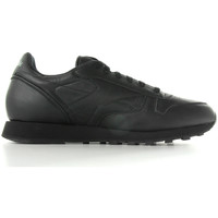 kengät Miehet Matalavartiset tennarit Reebok Sport Classic leather Black