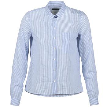 vaatteet Naiset Paitapusero / Kauluspaita Marc O'Polo DEUZIA Blue