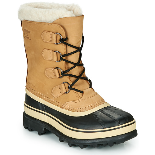kengät Naiset Talvisaappaat Sorel CARIBOU Brown / Black