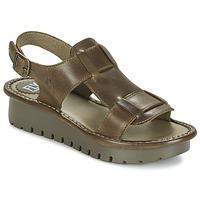 kengät Naiset Sandaalit ja avokkaat Fly London KANI Brown
