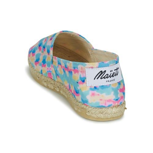 Maiett Batik Multicolour - Ilmainen Toimitus- Kengät Espadrillot Naiset 28