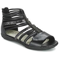 kengät Tytöt Sandaalit ja avokkaat Wildflower HAMAR Black