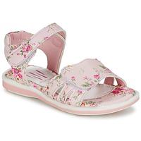 kengät Tytöt Sandaalit ja avokkaat Wildflower KONGSBERG Pink