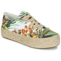 kengät Naiset Matalavartiset tennarit Wildflower EGINA Green