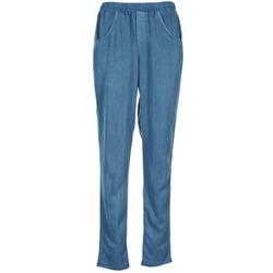 vaatteet Naiset Väljät housut / Haaremihousut Vero Moda AMINA Blue
