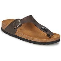 kengät Naiset Varvassandaalit Casual Attitude PILTOBLE Brown