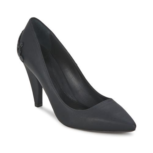 kengät Naiset Korkokengät McQ Alexander McQueen 336523 Black