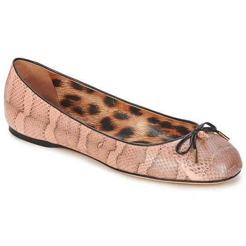 kengät Naiset Balleriinat Roberto Cavalli XPS151-UB043 Pink