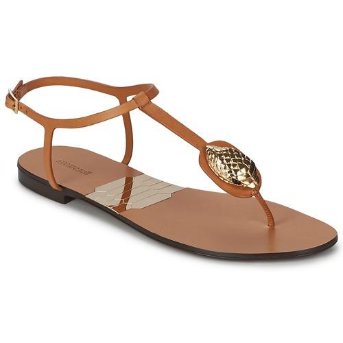 kengät Naiset Varvassandaalit Roberto Cavalli XPX243-PZ220 Brown